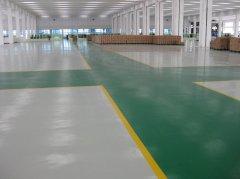 环氧耐磨地坪漆基面平整度解决处理方案