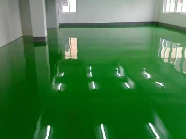 南京环氧地坪漆验收标准及护养建议