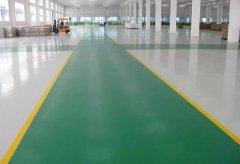 南京环氧地坪翻新施工方案