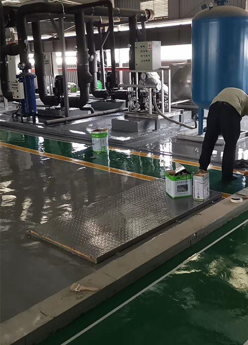 南京砺珀地坪工程案例展示