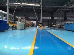 环氧防静电地坪漆施工必须具备的条件