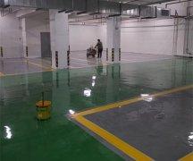 南京环氧地坪漆工程费用及单价